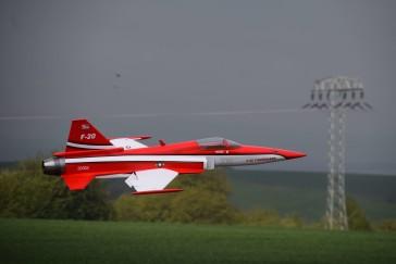 F20 Jet